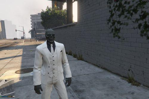 BAK Black Mask [Add-On Ped]
