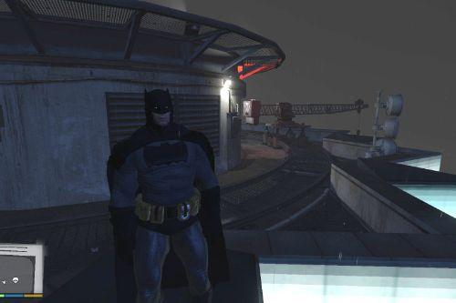 BAK Dark Knight Returns Batman [Add-On Ped]