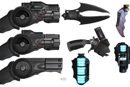 BAK - Gadgets (Pack I)