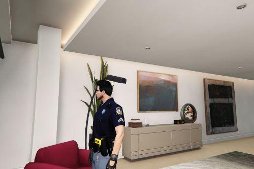 Baltimore County Police Uniform (EUP v8.1)