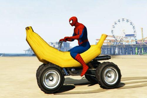 Banana ATV [Replace]