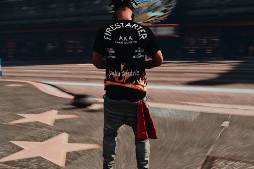 Bandana for Protrikk Sagged Jeans - MP/SP Male