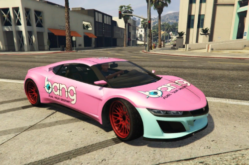 Bang energy livery for jester2
