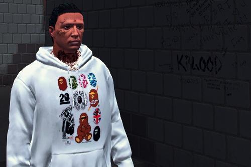 bape ape  min hoodie collection