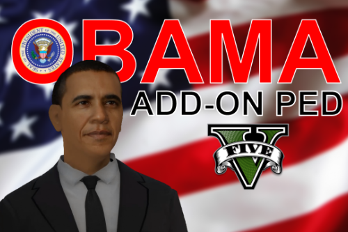 Barack Obama [Add-On Ped]