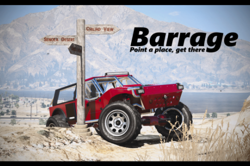 Barrage Stock [Add-On / Replace | Tuning]