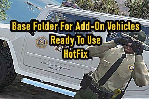 Base Folder For Add-On Vehicles - Ready To Use