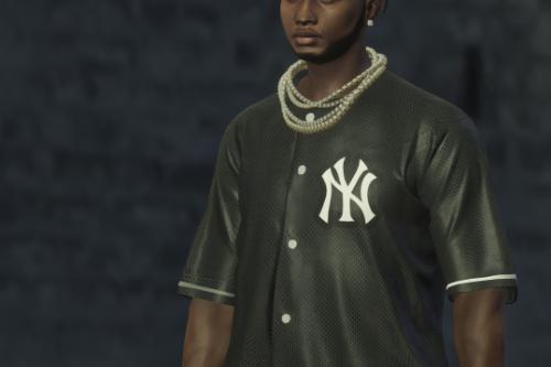 Baseball Shirts for Mp Male