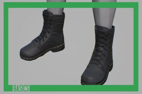 [Basics] Boots