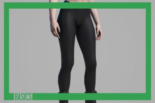 [Basics] Leggings