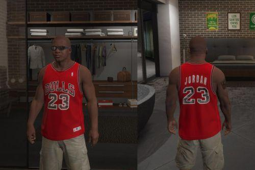 83335a franklin camiseta basquete jordan