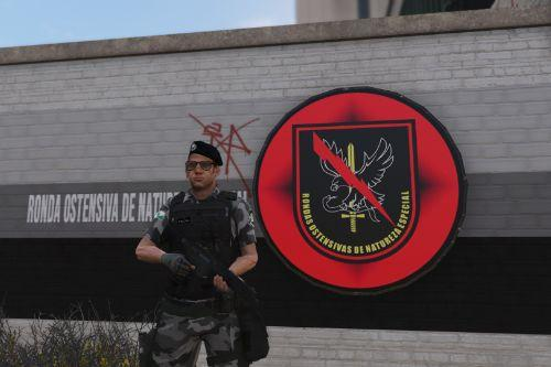 Batalhão RONE PMPR - Polícia Militar do Paraná