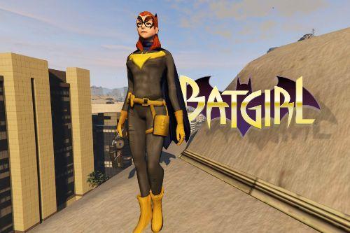 BATGIRL - Retexture -