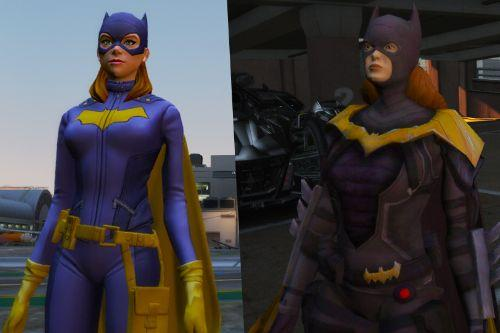 Batgirl (Injustice/DC Legends)