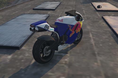 Bati 2 Red Bull [Paintjob]