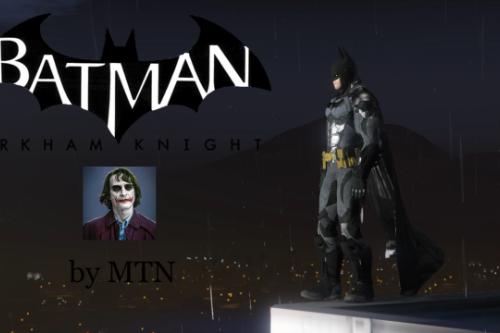 Batman: Arkham Knight W/Cloth!!!