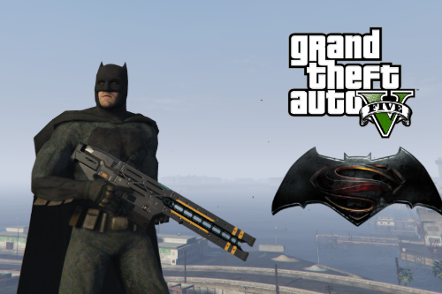 Batman - Batman v Superman [Add-On Ped]