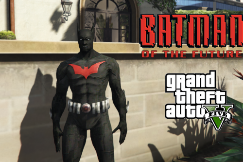 Batman Beyond [Add-On Ped]