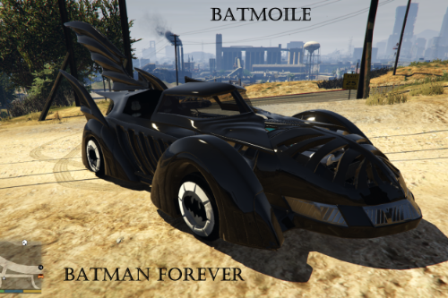 Batman Forever Batmobile 1995 [Add-On]