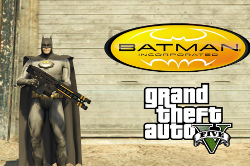 Batman Incorporated [Add-On Ped]