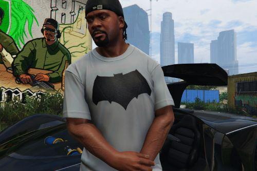 Batman T-Shirt for Franklin