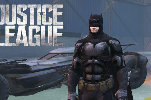 Batman Tactical Suit (Justice League 2017)