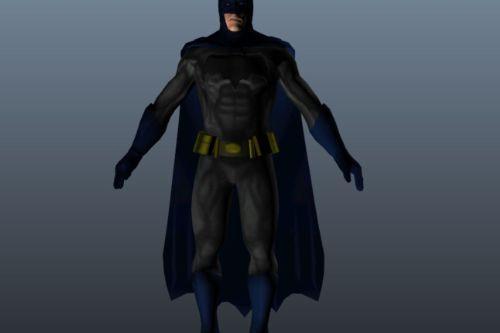 Batman retexture