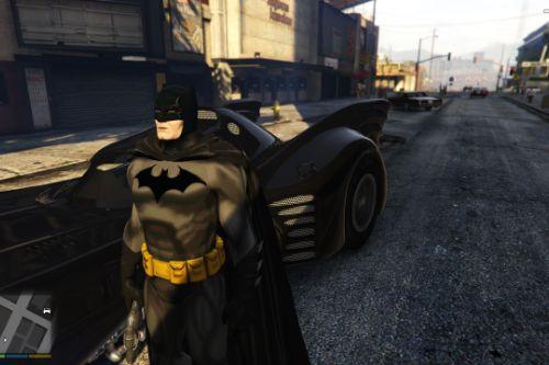BATMAN Year One - Retexture
