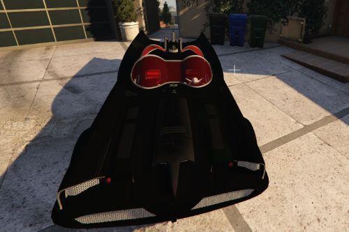 Batmobile 1966 -Retexture