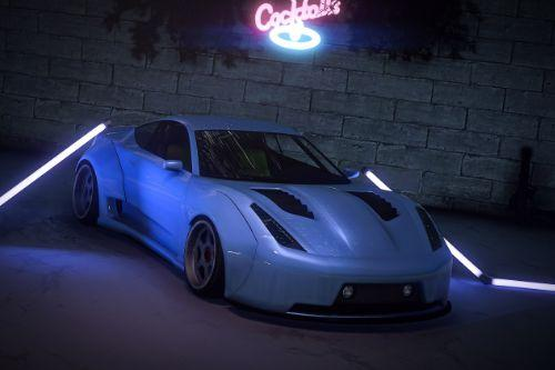 Dinka Jester V12 Super Secret [Add-On | Tuning | Liveries | Sounds]
