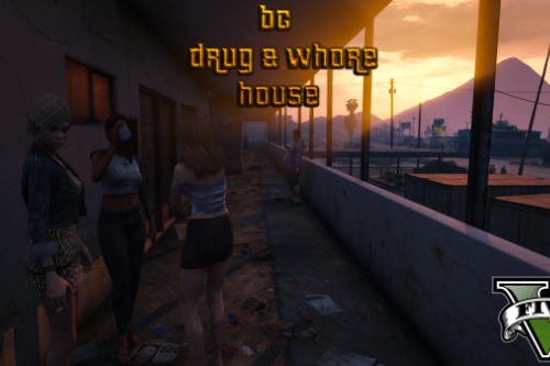 BC Drug & Whorehouse [MapEditor]