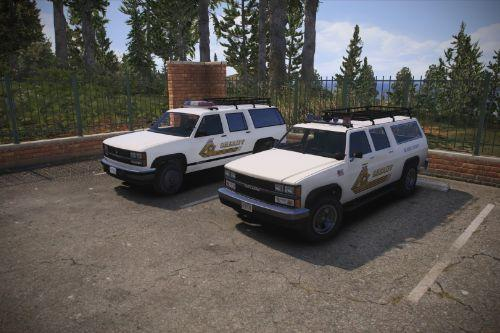 BCSD Search and Rescue Pack [Add-On]
