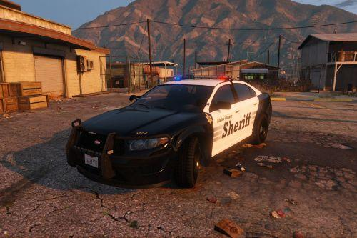 BCSO Liveries for the Vapid Torrence