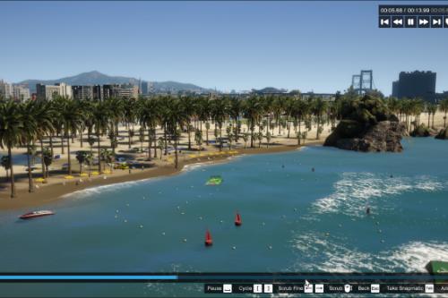 Beach Enhancement (better beach) [Menyoo] (ymap) (oiv)