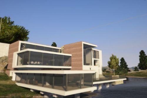 Beach Hi Teck Villa |Menyoo| |YMAP|