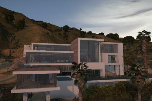 Beach Hi Teck Villa |HQ|Add-On| |Menyoo| |Map Editor|