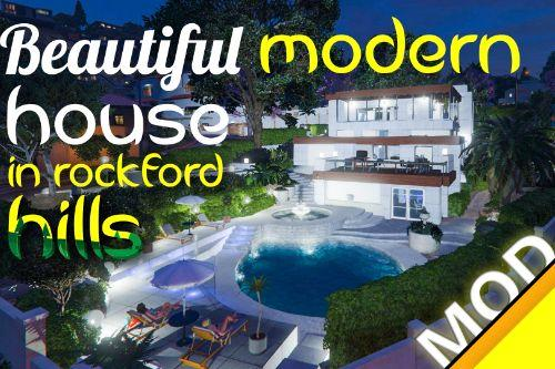 Beautiful Modern House in Rockford Hills