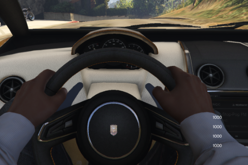 beige interior for fmj, tempesta, autarch and other cars
