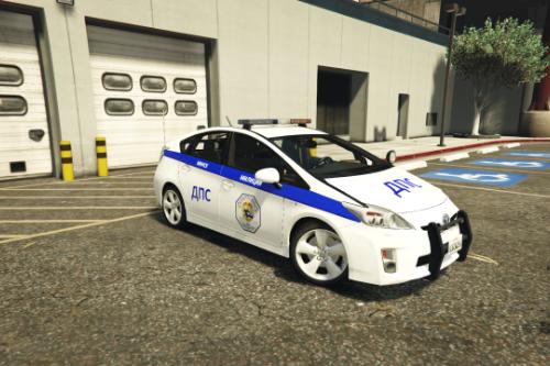 "Belarusian Police Toyota Prius ""DPS"""