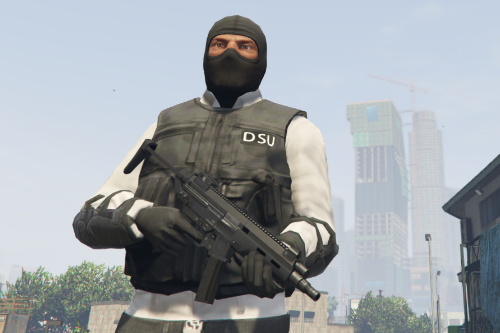 Belgian Police Special Forces | DSU