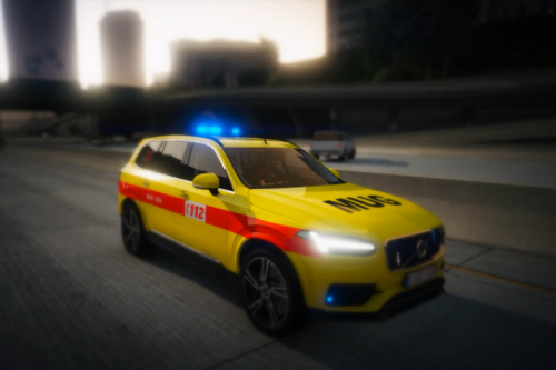 Belgische MUG | Volvo xc90 | (ELS)