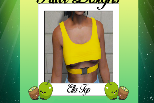 Belted top for MP Female