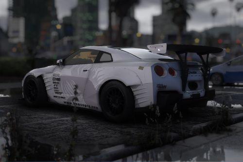 Ben Sopra's 2012 Nissan GT-R (R35)  [Add-On / FiveM | Template]