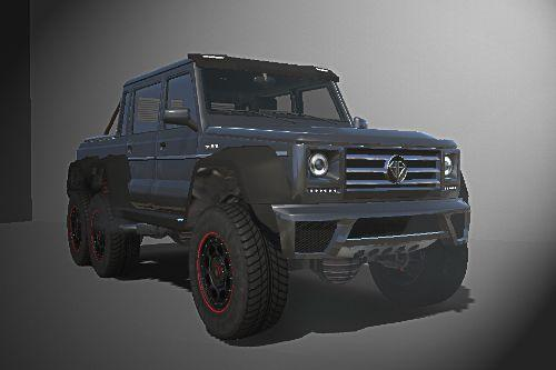 Benefactor Dubsta 6x6 [Add-On] 1.2