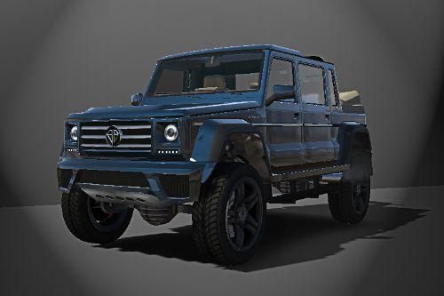 Benefactor-Enus Dubsta Landaulet  [Add-On]