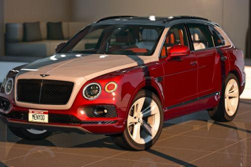 Bentley Bentayga [Add-On / Replace]