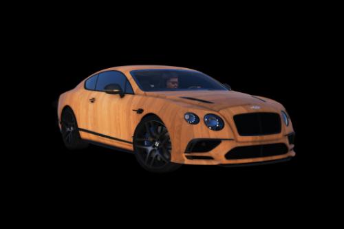 Bentley Continental GT Super sports Liveries