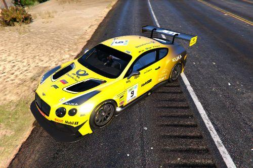 Bentley Continental GT3 [Add-On]