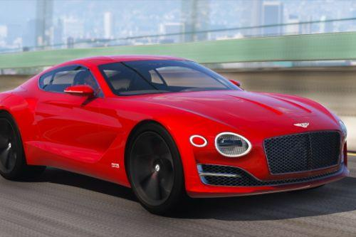 Bentley EXP 10 Speed 6 (Concept) [RHD | Add-On | Tuning | Template]