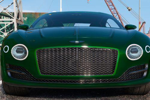 Bentley EXP 10 Speed 6 (Concept) [LHD | Add-On | Tuning | Template | LODs]